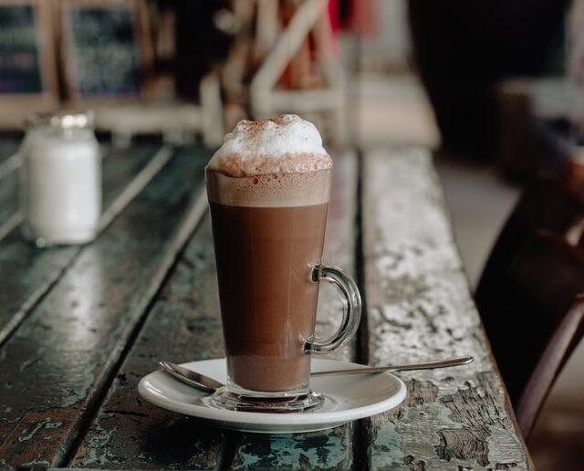 Ciocolata calda Bardonecchia