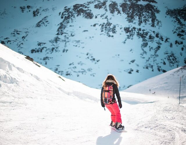 Snowboard Bardonecchia